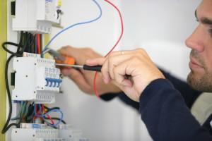 Remise aux normes électriques